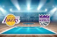 Прямая трансляция Лос-Анджелес Лейкерс — Сакраменто Кингс. Баскетбол. Предсезонные матчи НБА.