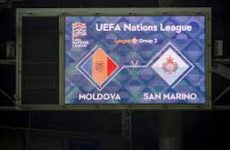 Прямая трансляция Молдова — Сан-Марино. Футбол. Лига Наций. Лига D.