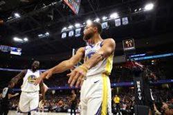 Прямая трансляция Голден Стэйт Уорриорз - Лос-Анджелес Лейкерс. Баскетбол. Предсезонные матчи НБА