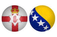 Прямая трансляция Босния и Герцеговина — Северная Ирландия. Футбол. Лига Наций. Лига В. 15.10.18