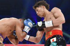 Наоя Иноуэ нокаутировал Хуана Карлоса Пайано в первом раунде
