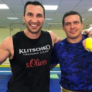 Владимир Кличко о поединке Усик — Беллью: «Тони способен удивить на ринге»