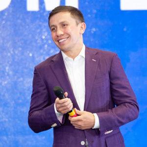 """Геннадий Головкин: """"Сейчас время смелых"""""""