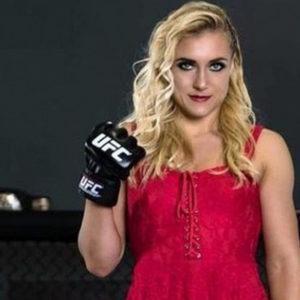 UFC 229: Куницкая победила Лансберг единогласным решением судей