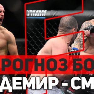 ПРОГНОЗ НА БОЙ ВОЛКАН ОЗДЕМИР - ЭНТОНИ СМИТ UFC FN 138