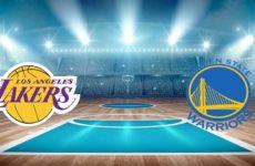 Прямая трансляция Голден Стэйт Уорриорз — Лос-Анджелес Лейкерс. Баскетбол. Предсезонные матчи НБА.