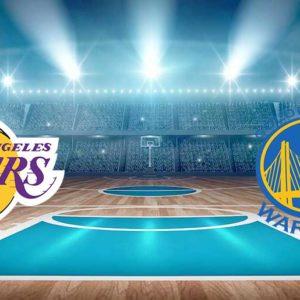 Прямая трансляция Голден Стэйт Уорриорз - Лос-Анджелес Лейкерс. Баскетбол. Предсезонные матчи НБА.