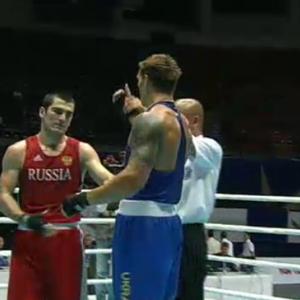 Бетербиев: «Я не думаю, что проиграл Усику на Олимпийских играх»
