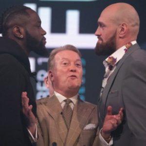 Фрэнк Уоррен возмущен решением судей в бою между Тайсоном Фьюри и Деонтеем Уайлдером