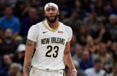 Прямая трансляция Атланта Хоукс — Нью-Орлеан Пеликанс. Баскетбол. Предсезонка НБА.