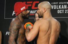 UFC Fight Night 138: Артем Лобов проиграл Майклу Джонсону единогласным решением судей