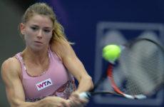 Прямая трансляция Камила Джорджи — Полин Парментье. Теннис. WTA International Линц.