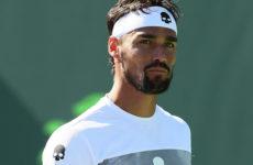 Прямая трансляция Лукаш Лацко — Фабио Фоньини. Теннис. ATP250 Стокгольм. 18.10.18