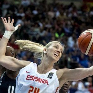 Видео. Матч за третье место на Чемпионате мира по баскетболу среди женщину