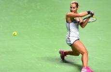 Прямая трансляция Анастасия Севастова — Доминика Цибулкова. Теннис. WTA Premier Mantadory Пекин.