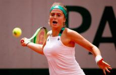 Прямая трансляция Ван Кян — Алёна Остапенко. Теннис. WTA Premier Mantadory Пекин.