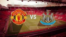 Прямая трансляция Манчестер Юнайтед - Ньюкасл Юнайтед. Футбол. АПЛ.