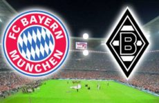 Прямая трансляция Бавария Мюнхен — Боруссия М. Футбол. Бундеслига.