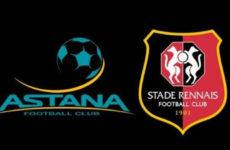 Прямая трансляция Астана — Ренн. Футбол. Лига Европы 18/19.