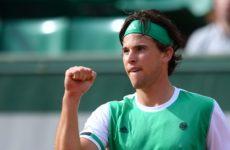 Прямая трансляция Мэттью Эбден — Доминик Тим. Теннис. ATP1000 Шанхай.