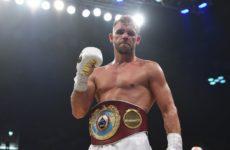 Билли Джо Сондерс лишится титула WBO