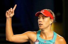 Прямая трансляция Анжелик Кербер — Карла Суарес Наварро. Теннис. WTA Premier Mantadory Пекин.