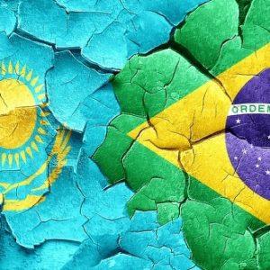 Прямая трансляция Бразилия — Казахстан. Волейбол. Чемпионат Мира 2018.