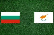 Прямая трансляция Болгария — Кипр. Футбол. Лига Наций. Лига С. 13.10.18.
