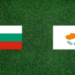 Прямая трансляция Болгария - Кипр. Футбол. Лига Наций. Лига С. 13.10.18.