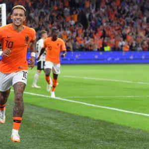 Видео. Нидерланды разгромили Германию в матче Лиги Наций. 13.10.18