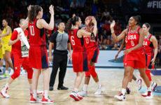 Видео. Женская сборная США по баскетболу в 10-ый раз стала Чемпионом Мира.