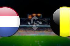 Прямая трансляция Бельгия — Голландия. Футбол. Товарищеские матчи. 16.10.18