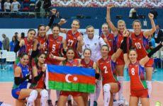 Прямая трансляция Россия — Азербайджан. Волейбол. Чемпионат мира 2018