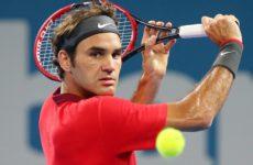 Прямая трансляция Роджер Федерер — Кеи Нисикори. Теннис. ATP1000 Шанхай. 12.10.18