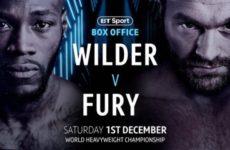 Тайсон Фьюри намерен завоевать титул WBC