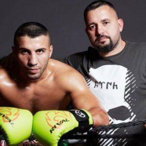 Энтони Диррелл и Авни Йылдырим проведут титульный бой в 168 фунтах