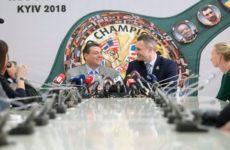 Появился список поединков, который был утверждён на 56-ом конгрессе WBC в Киеве