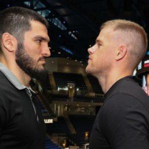 Джонсон хочет стать чемпионом мира в бою с Бетербиевым