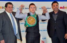Представитель WBC о переходе Альвареса в другую весовую категорию