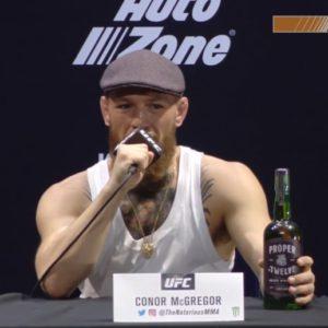 Макгрегор готов бороться с Нурмагомедовым