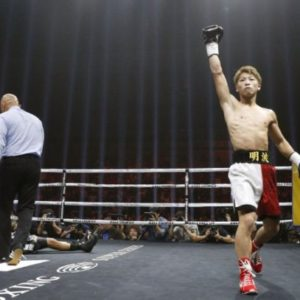 Наоя Иноуэ считает себя скромным боксёром