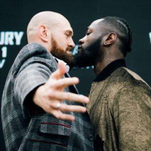 Стало известно с кем будет боксировать победитель боя Деонтея Уайлдера и Тайсона Фьюри