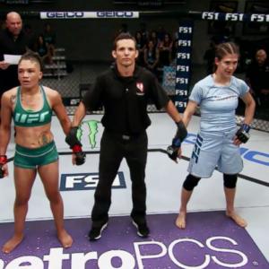 Сиджара Юбэнкс вероятнее всего будет принимать участие в UFC 230