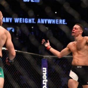 Нейт Диас против того, чтобы UFC увольняло соратников Хабиба Нурмагомедова