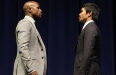 Боб Арум считает, что сегодня Мейвезера и Пакьяо нельзя относить к элите бокса