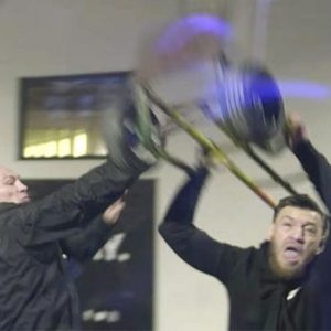 Хабиб Нурмагомедов обвинил UFC в пособничестве атаки на автобус в Бруклине