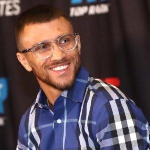 Василий Ломаченко продолжает подготовку к бою с Хосе Педрасой в Нью-Йорке