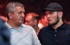 Отец Нурмагомедова рассказал о возможных санкциях по отношению к Хабибу