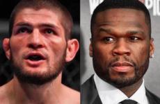 50 Cent собирается лететь в Дагестан, чтобы переманить Нурмагомедова в Bellator