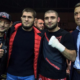 Хабиб Нурмагомедов побывал на вечере бокса WBSS